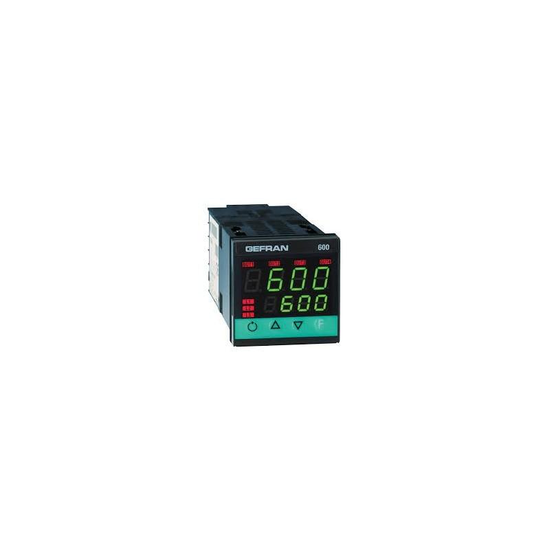 Relè Regolatore Controllo Temperatura Gefran 450-D-R-1 GEFF056773