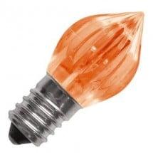 Lampadina Arteleta Lyvia, Colore Arancione 4500 Kelvin, Passo E14, codice 2352.A, tensione 24V, Potenza 0,5W.