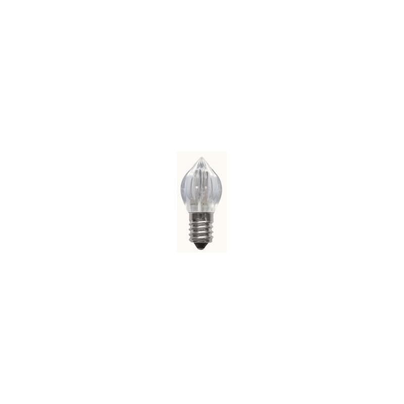 Lampada Arteleta Lyvia, Colore Luce Bianco Chiaro 5500 Kelvin, Passo E14, codice 2352.W, tensione 24V, Potenza 0,5W.