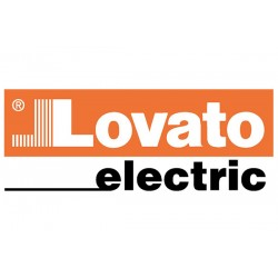 Portalampada Led Rosso 187/265Vca Lovato LOV 8LM2TLM4