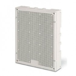 Scame 639.2040 - Quadro da parete serie BEEBOX IP41 - 200x300x40 - 2 moduli