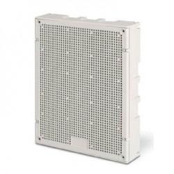 Scame 639.2060 - Quadro da parete serie BEEBOX IP41 - 200x300x60 - 2 moduli