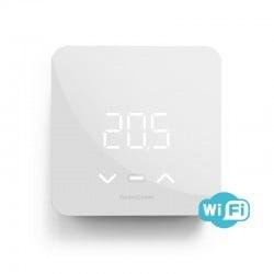 Cronotermostato Intelligente da Incasso o Parete Smart WiFi Programmi da App Estate/Inverno Fantini C800WIFIPRO