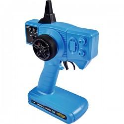 Radiocomando con impugnatura a pistola Carson Modellsport Reflex X1 2,4 GHz Numero canali: 2 incl. ricevitore