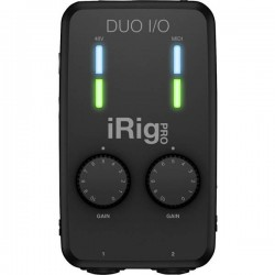 Interfaccia MIDI IK Multimedia iRig Pro Duo I/O