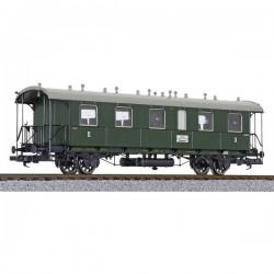 Vagone passeggeri H0 2. Classe di BadStB Liliput L334100 L334100