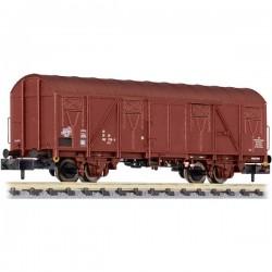 Vagone merci coperto vagone per carrozze di materiale della DR Liliput L265057 L265057