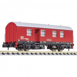 N vagone per servizi ferroviari di conversione, vagone per dormire da abitazione 433 di DB AG Liliput L265042 L265042
