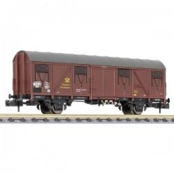 N vagone per posta ferroviaria della Deutsche Bundespost, tipo 2s-t/11 Liliput L265035 L265035