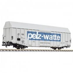 Vagone merci H0 per grandi spazi Hbks pelz-watte di DB Liliput L235807 L235807