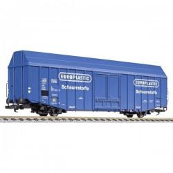 Vagone merci H0 per grandi spazi Hbks EUROPALASTIC di DB Liliput L235806 L235806