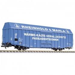 H0 vagone merci per grandi spazi Hbbks pelz-watte di DB Liliput L235813 L235813