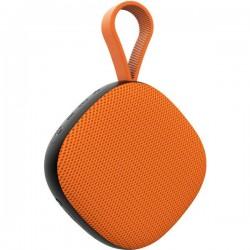 swisstone BX 110 Altoparlante Bluetooth Funzione vivavoce, protetto dallacqua Arancione, Nero 450118