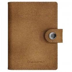 Ledlenser Portafoglio Lite-Wallet Classic (L x L x A) 97 x 74 x 24 mm Caramello 502396 502396