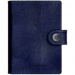 Ledlenser Portafoglio Lite-Wallet Classic (L x L x A) 97 x 74 x 24 mm Blu scuro 502397 502397