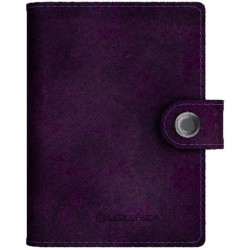 Ledlenser Portafoglio Lite-Wallet Matte (L x L x A) 97 x 74 x 24 mm Rosso mogano 502399 502399