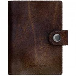 Ledlenser Portafoglio Lite-Wallet Vintage (L x L x A) 97 x 74 x 24 mm Marrone 502400 502400