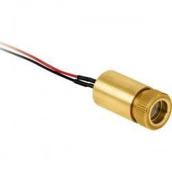 Laser Components Modulo laser linea Rosso 3 mW LC-LMP-635-283-03-A 3022171