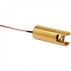 Laser Components Modulo laser linea Rosso 3 mW Display LC LML-635-01-03-A-C 3011434