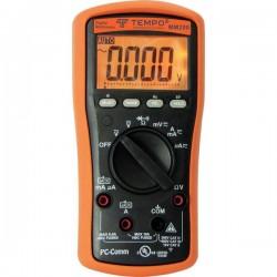 Tempo Communications MM200 Multimetro portatile digitale CAT IV 300 V Display (Counts): 6000 5.5500084E7