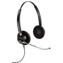 Plantronics HW520V EncorePro Cuffia telefonica QD (Quick Disconnect) Filo Cuffia On Ear 89436-02