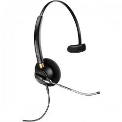 Plantronics HW510V EncorePro Cuffia telefonica QD (Quick Disconnect) Filo Cuffia On Ear 89435-02