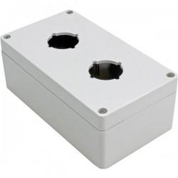 Hammond Electronics 1554PB2 Contenitore universale 160 x 90 x 60 Policarbonato Grigio 1 pz. 1554PB2