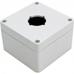 Hammond Electronics 1554PB1 Contenitore universale 90 x 90 x 60 Policarbonato Grigio 1 pz. 1554PB1