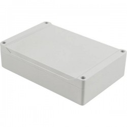 Hammond Electronics 1555HLGY Contenitore universale 180 x 120 x 45 ABS Grigio 1 pz. 1555HLGY