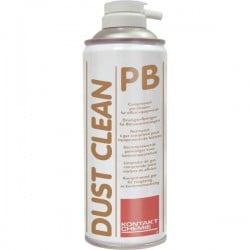 Kontakt Chemie DUST CLEAN PB 33299-AA Spray a pressione infiammabile, incl. Testa spruzzo, incl. tubi di spruzzo 400 ml 33299-AA