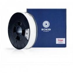 BCN3D PMBC-1000-001 Filamento per stampante 3D Plastica PLA resistente ai raggi uv 2.85 mm 750 g Bianco PMBC-1000-001