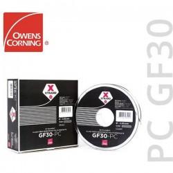 Owens Corning FIXD-1000-002 Xstrand GF30 Filamento per stampante 3D PC (policarbonato) resistente ai raggi uv 2.85 mm FIXD-1000