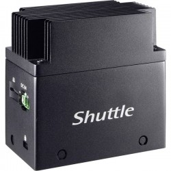 Shuttle EN01J3 PC industriale Intelョ Celeronョ (2 x 2 GHz / max. 2.5 GHz) 4 GB 64 GB senza sistema operativo