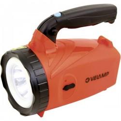 Velamp LED (monocolore) Lampada portatile a batteria 5W Crown 350 lm IR558 IR558
