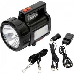 Velamp LED (monocolore) Lampada portatile a batteria Doomster 735 lm IR666-10W IR666-10W