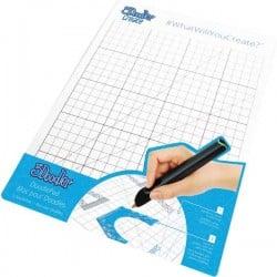 3Doodler Mint supporto per caratteri DoodlePad Create+ 185188 185188