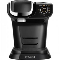 Bosch Haushalt TASSIMO MY WAY 2 TAS6502 Nero Macchina per caffè con capsule incl. Decalcificante, One Touch, gruppo TAS6502