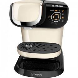 Bosch Haushalt TASSIMO MY WAY 2 TAS6507 Beige, Nero Macchina per caffè con capsule incl. Decalcificante, One Touch, TAS6507