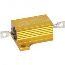 ATE Electronics RB10/1-0,22R-J Resistenza di potenza 0.22 Ω assiale 12 W 5 % 1 pz.