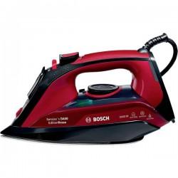 Bosch Haushalt Sensixxx DA50 EditionRosso Ferro da stiro a vapore Porpora, Nero 3000 W TDA503001P