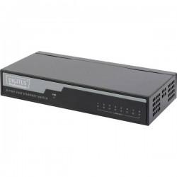 Digitus DN-60012 Switch di rete RJ45 8 Porte 10 / 100 Mbit/s DN-60012