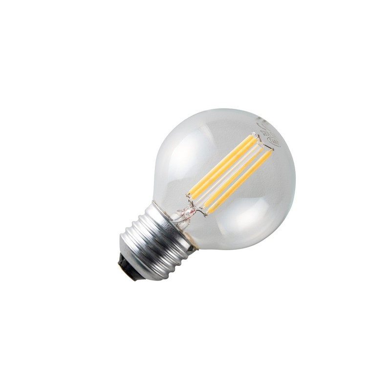 Arteleta ofs24 ww lampadina led sfera 3w e27 230v 3000k for Lampade a led e27
