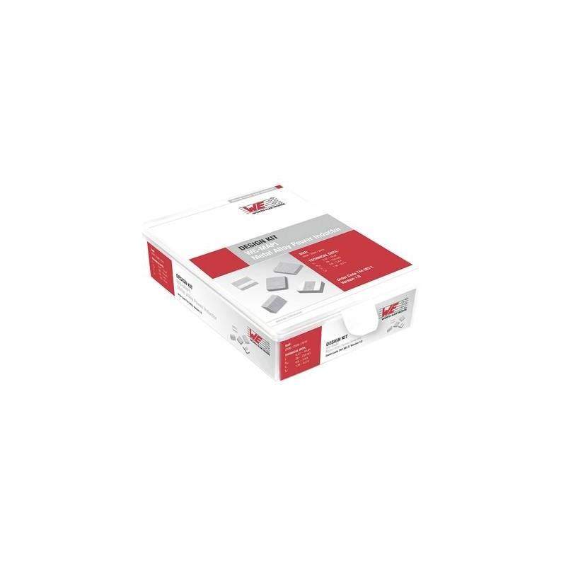 Würth Elektronik WE-MAPI 7443833 Design Kit induttanze 360 pz.