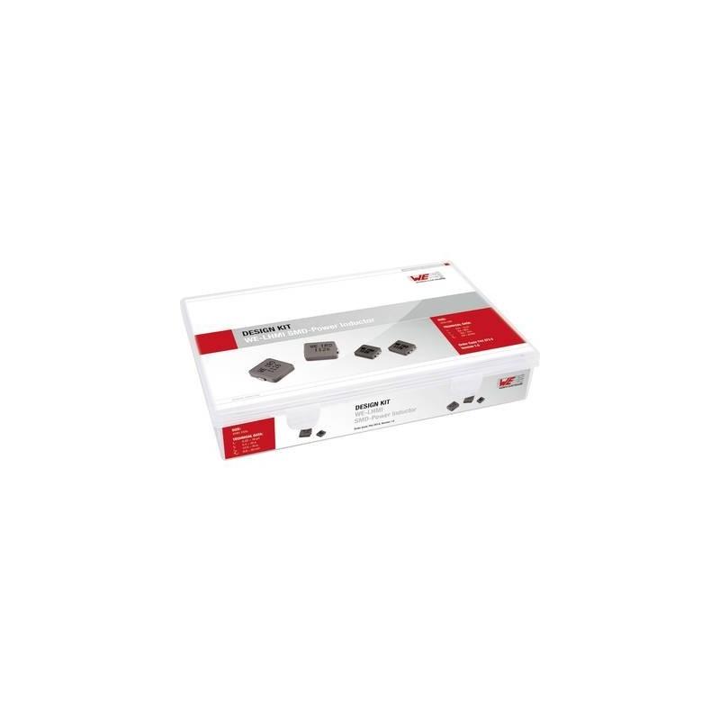 Würth Elektronik WE-LHMI 7443736 Design Kit induttanze 135 pz.