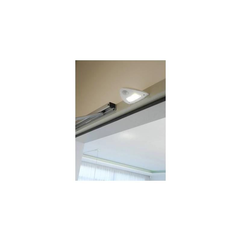 Müller Licht Navalux 27700033 Luce notturna LED con sensore di movimento Classe energetica: LED Triangolare LED Bianco