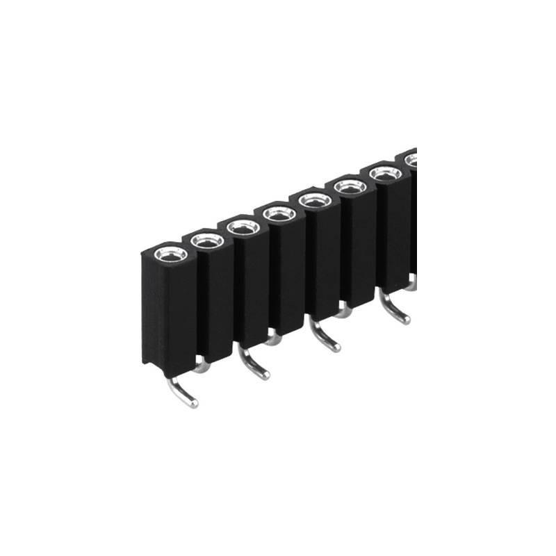 Fischer Elektronik Connettore femmina (precisione) Numero di righe: 1 Poli per fila: 20 BL 15 SMD 043/ 20 1 pz.