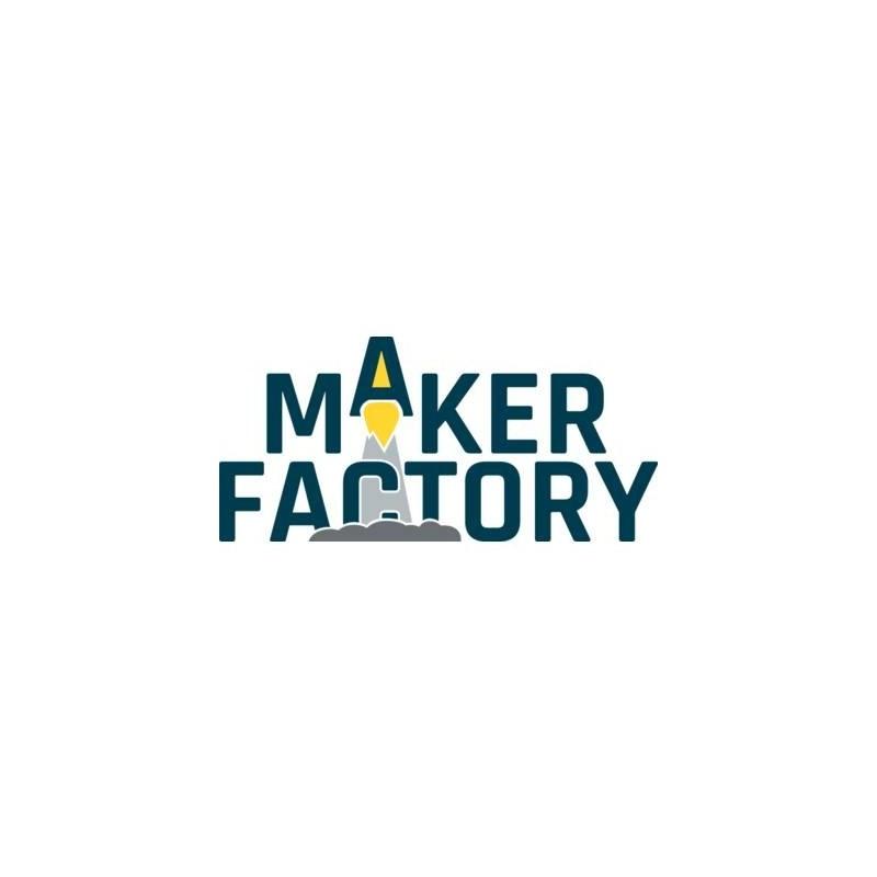 Kit da costruire MAKERFACTORY 150394 MF Boom-Box-Bausatz