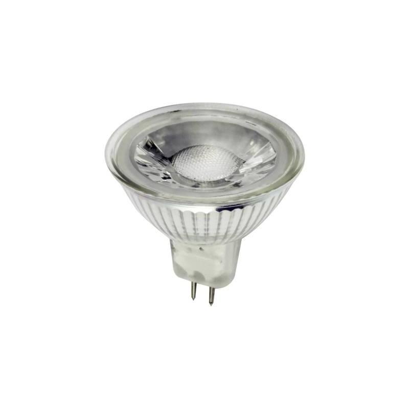LightMe LED Classe energetica A+ (A++ - E) GU5.3 Riflettore 5 W 35 W Bianco caldo (Ø x L) 50 mm x 45 mm 1 pz.