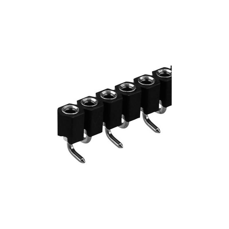 Fischer Elektronik Connettore femmina (precisione) Numero di righe: 1 Poli per fila: 20 MK 22 SMD/ 20 1 pz.
