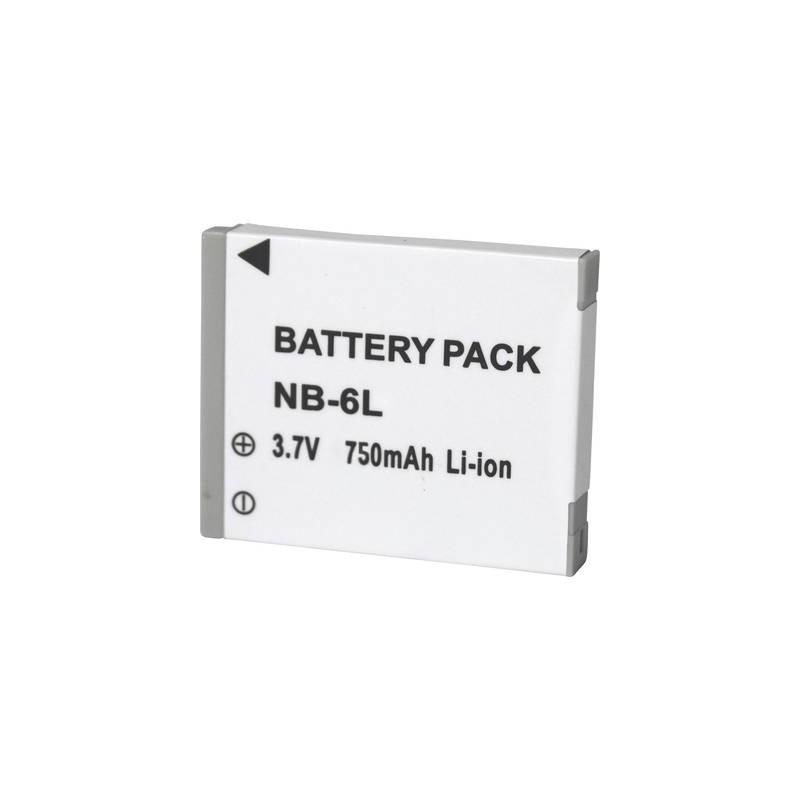 Conrad energy 250779 Batteria ricaricabile fotocamera sostituisce la batteria originale NB-6L 3.7 V 600 mAh